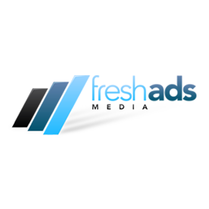 Fresh Ads Media logo